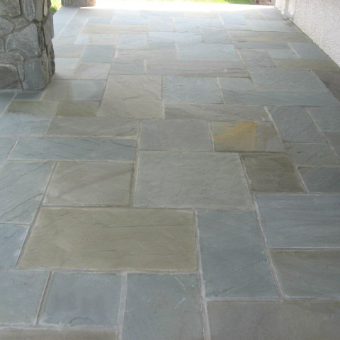 Full Color Natural Cleft Flagstone