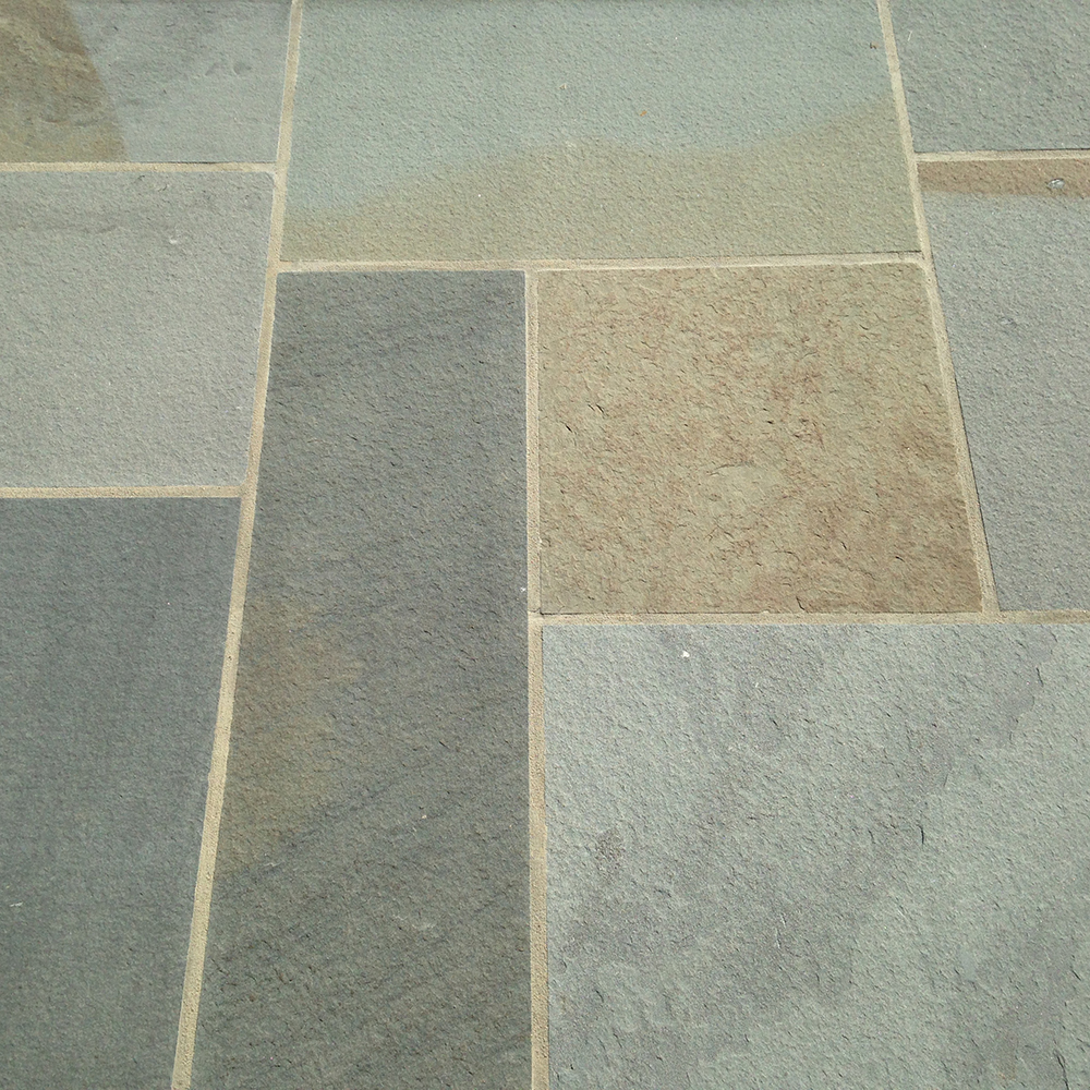 Thermal Full Color Flagstone