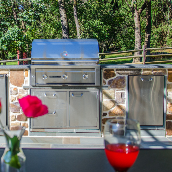 Outdoor Kitchen Appliances